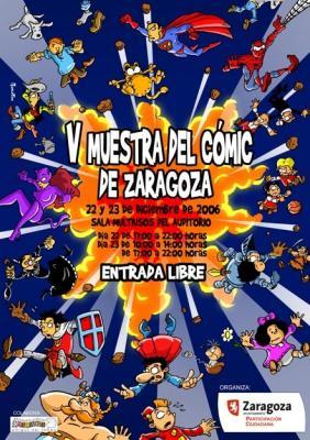 V Muestra del Cómic de Zaragoza